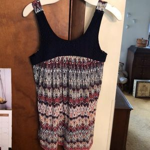Maurices Tops - MAURICES multi-color dressy tank
